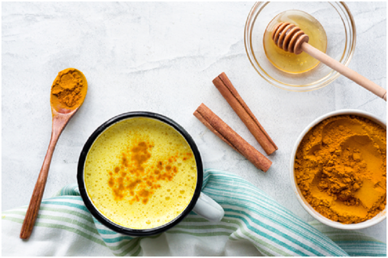 Add Turmeric to Your Dishes