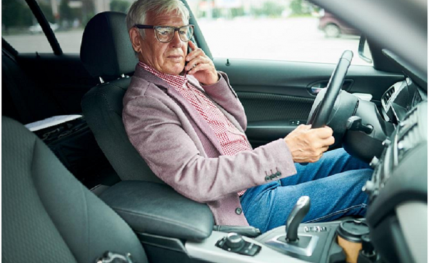 Elderly Person Needs to Stop Driving
