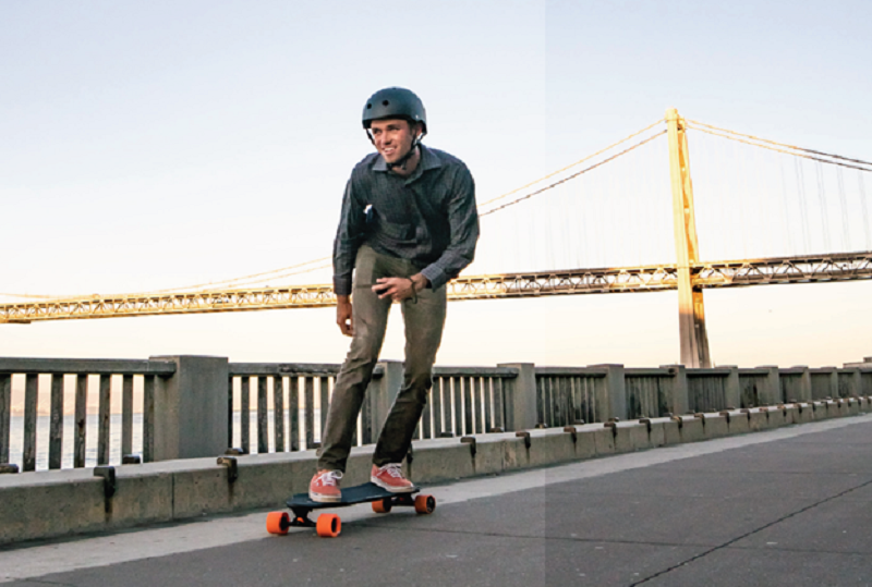 Gift Idea for an Adventure Loving Friend: ExWay Electric Skateboard