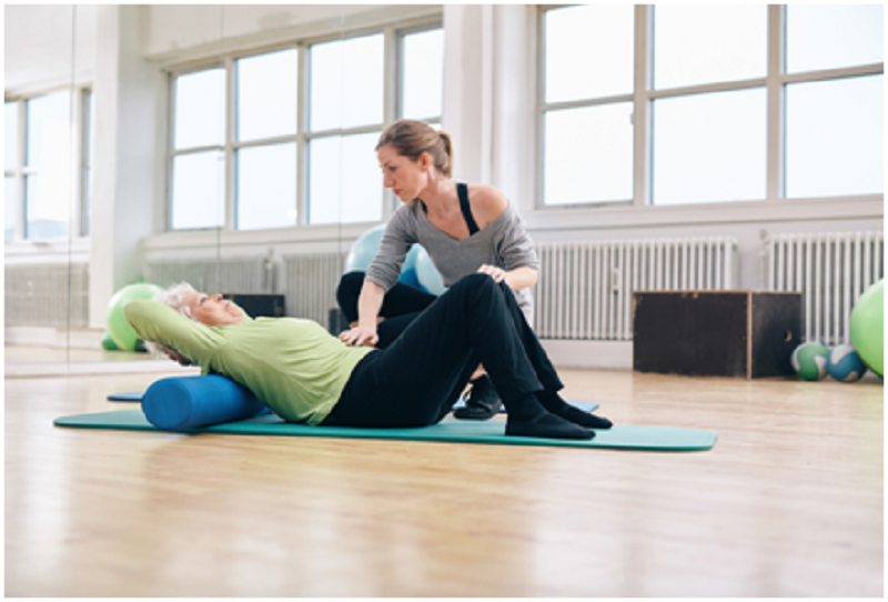 relieve stiff joints-Exercise