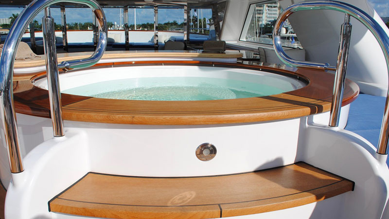 Things to consider before choosing the right Hot Tub