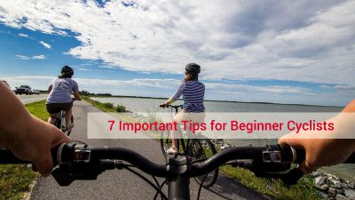 7 Important Tips for Beginner Cyclists