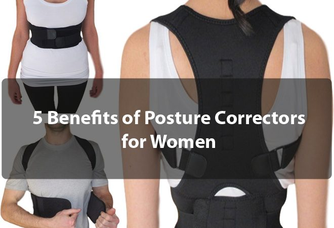 5 Benefits of Posture Correctors for Women
