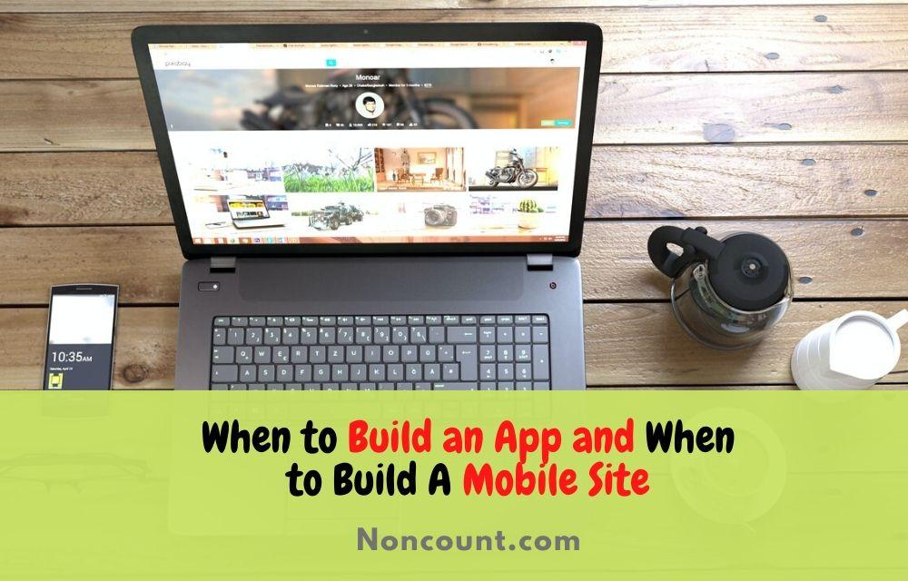 Build A Mobile Site