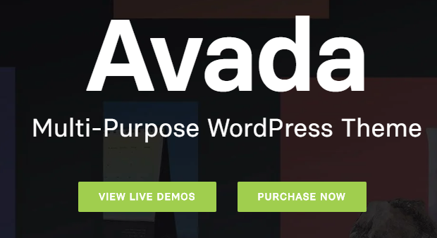 avada- WordPress Theme For Business