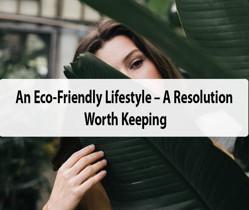 An Eco-Friendly Lifestyle – A Resolution Worth Keeping