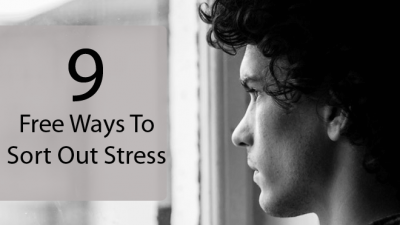 9 Free Ways To Sort Out Stress