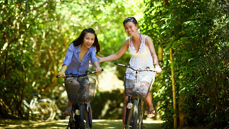 health benefits for regular cycling