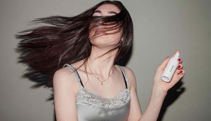 how does glycerin work for hair