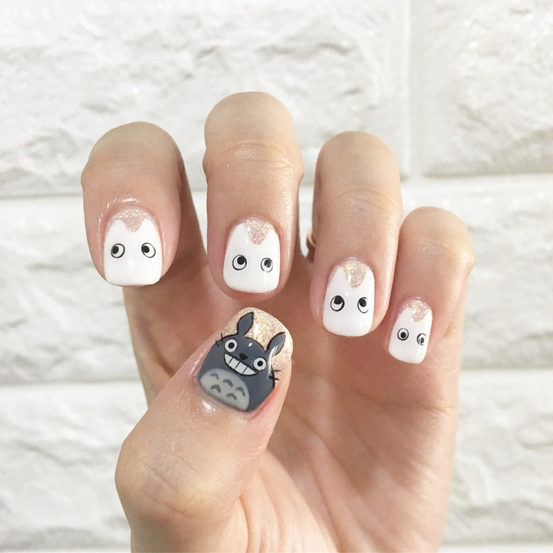 Which Kind Of Nail Art Is For Your Personality?