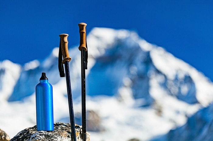 A Stainless Steel Water Bottle – Your Best Friend for Hiking